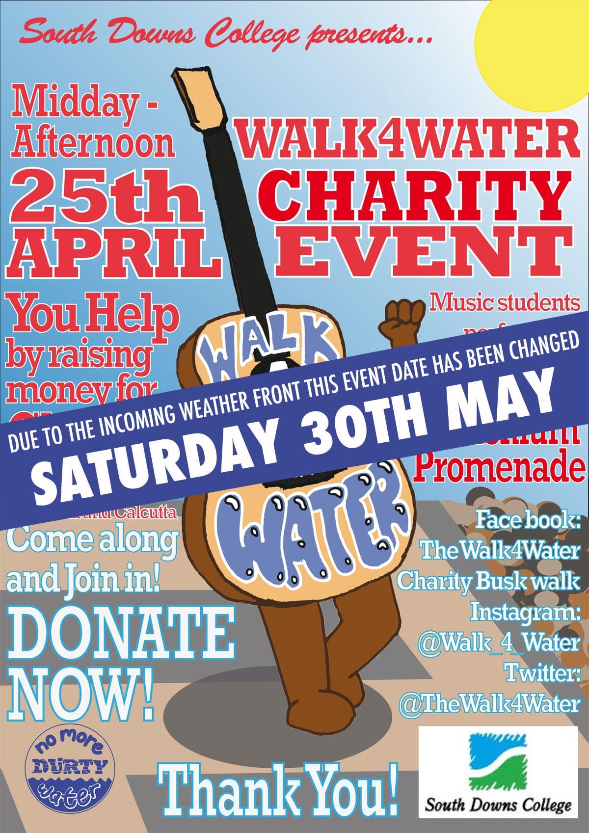 walk4water